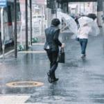 天気が悪い日